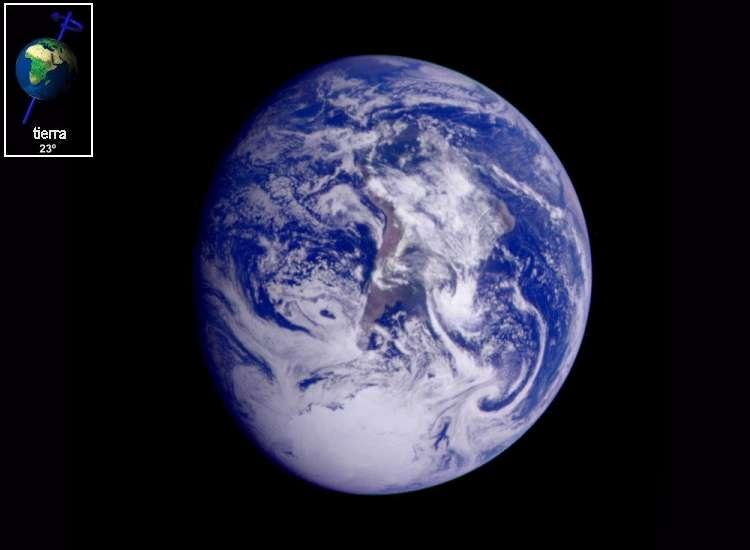 la tierra es el tercer planeta del sistema solar es el único planeta ...